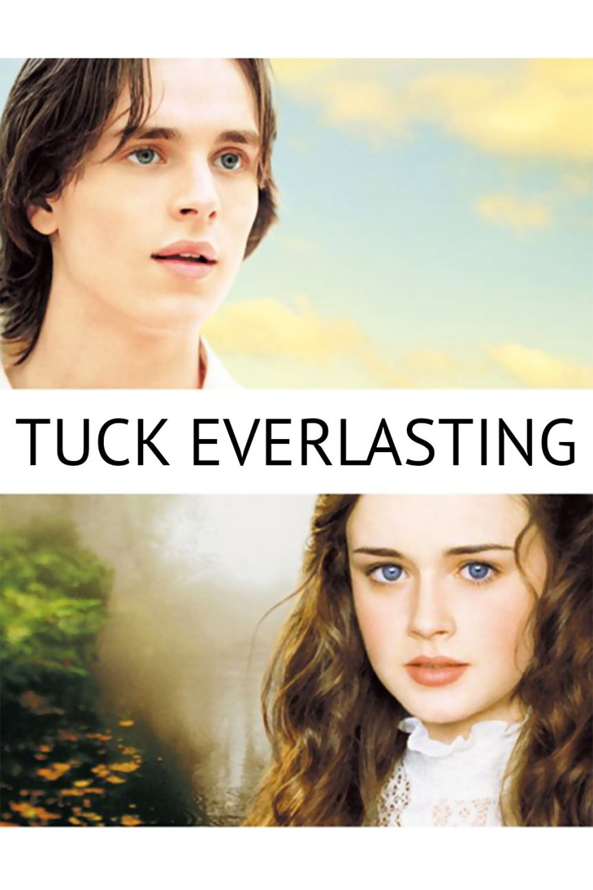 "Poster for the movie ""Tuck Everlasting"""