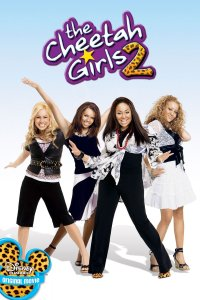 "Poster for the movie ""The Cheetah Girls 2"""