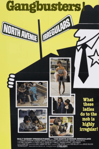 """Poster for the movie """"The North Avenue Irregulars"""""""