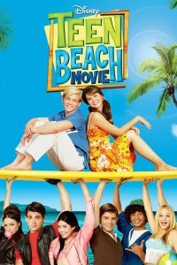 "Poster for the movie ""Teen Beach Movie"""