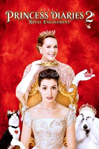 "Poster for the movie ""The Princess Diaries 2: Royal Engagement"""