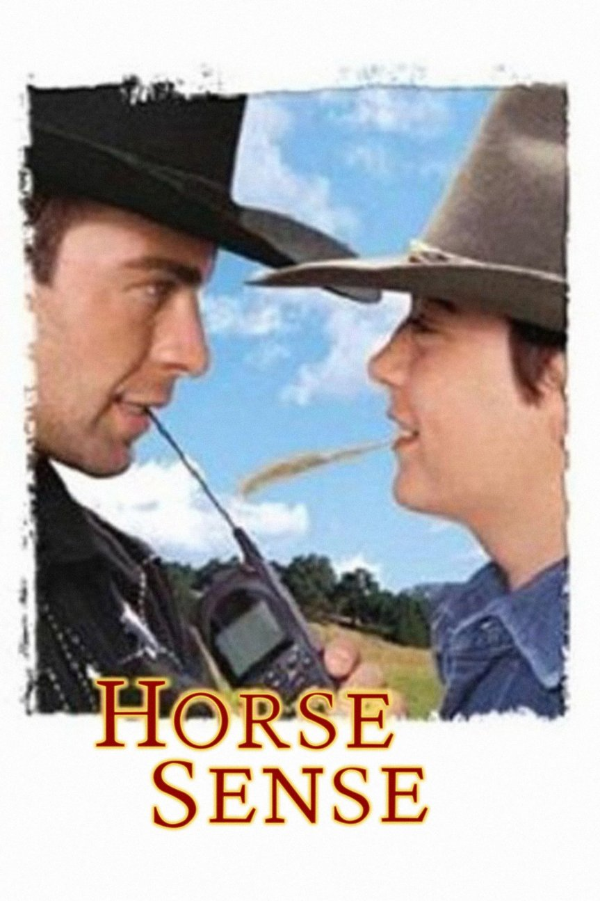 "Poster for the movie ""Horse Sense"""