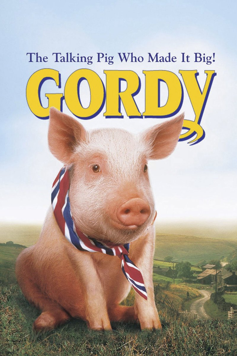 Gordy Disney Movies List
