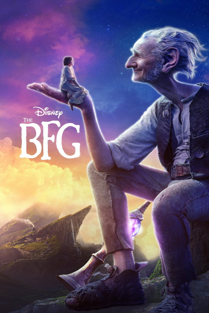"""Poster for the movie """"The BFG"""""""