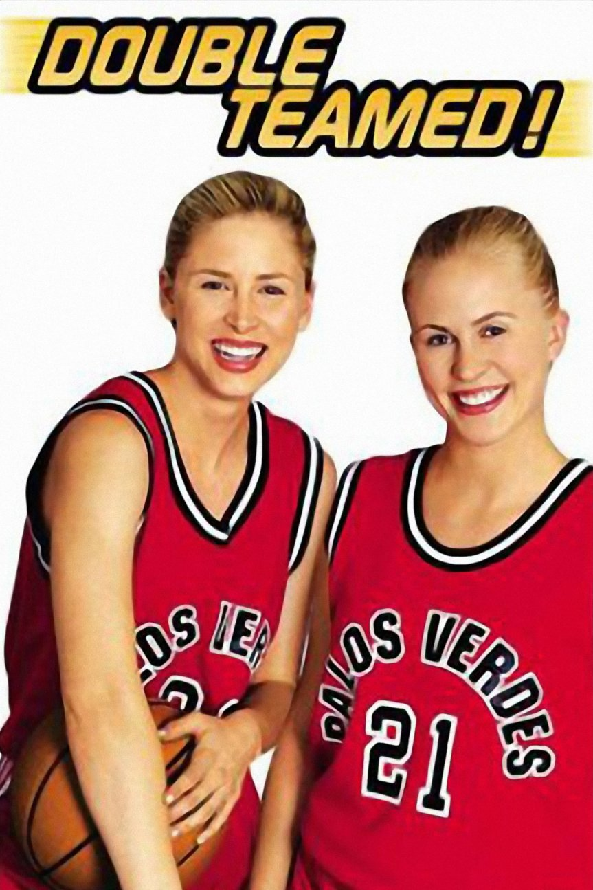 "Poster for the movie ""Double Teamed"""