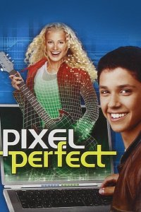 "Poster for the movie ""Pixel Perfect"""
