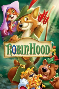 "Poster for the movie ""Robin Hood"""