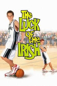"Poster for the movie ""The Luck of the Irish"""