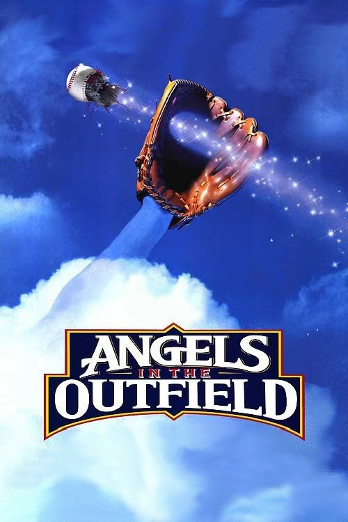 "Poster for the movie ""Angels in the Outfield"""