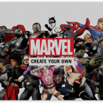 """""""Marvel Create Your Own"""" Allows Fans to Create (Kid-Friendly, Non-Violent) Comic Book Stories Online"""