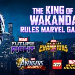 Black Panther Rules in Marvel Mobile Games Before Film Release