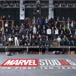 "Marvel Kicks of 10th Anniversary Celebration of MCU with Epic ""Class Photo"""