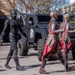 Marvel's Black Panther Now Ready to Meet & Greet at Disneyland's Disney California Adventure