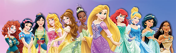 List of Disney Princesses