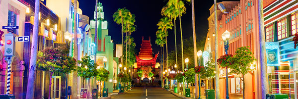 List of Hollywood Studios Rides and Attractions with FastPass+ at Disney World