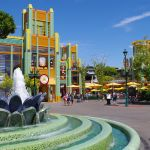 List of Disney Shopping/Dining/Entertainment Complexes in their Parks and Resorts