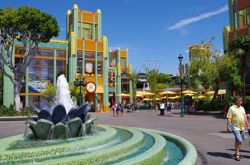 Current List of Restaurants, Shops at Downtown Disney at Disneyland Resort