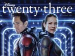 """Disney twenty-three"" Magazine's Summer 2018 Issue to Get ""Ant-Man and the Wasp"" Variant Cover"