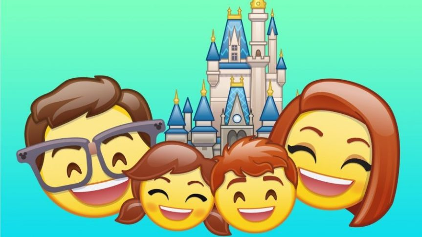"""List of Episodes for Disney Web Series """"As Told by Emoji"""" (Season 3)"""