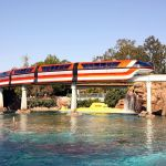 List of Rail Transport in and Around Disneyland Resort