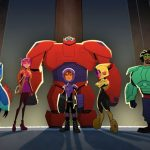"List of Debuting Bad Guys in ""Big Hero 6: The Series"" on Disney Channel"