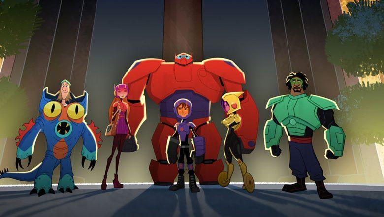 """List of Debuting Bad Guys in """"Big Hero 6: The Series"""" on Disney Channel"""