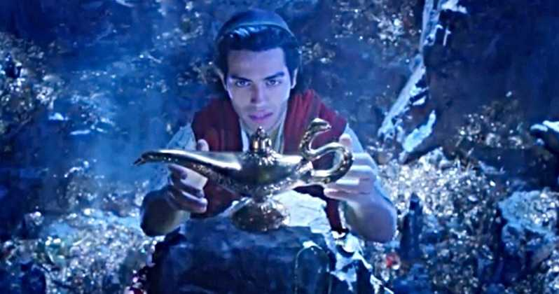 "List of Musical Cues Used in First Trailer for Live-Action ""Aladdin"""