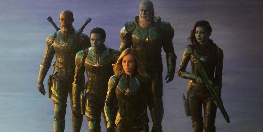 """Member List of """"Starforce"""" Characters in Marvel Studios' """"Captain Marvel"""" (2019)"""