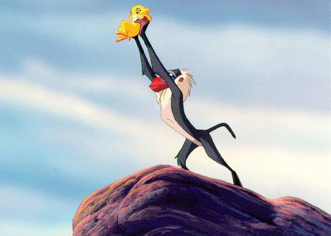 """Song List for """"Disney's Sing-Along Songs"""" Series 3 Volume: """"Circle of Life"""" (1994)"""