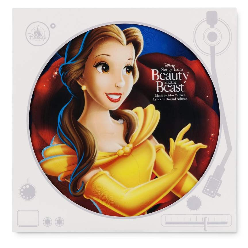List of 90s Disney Animated Film Soundtrack Vinyl Records Now Available on shopDisney