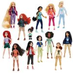 "List of Disney Princesses Included in ""Ralph Breaks the Internet"" Doll Collection on shopDisney"