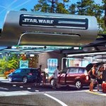 "Preview Videos for Main Attractions of ""Star Wars: Galaxy's Edge"""