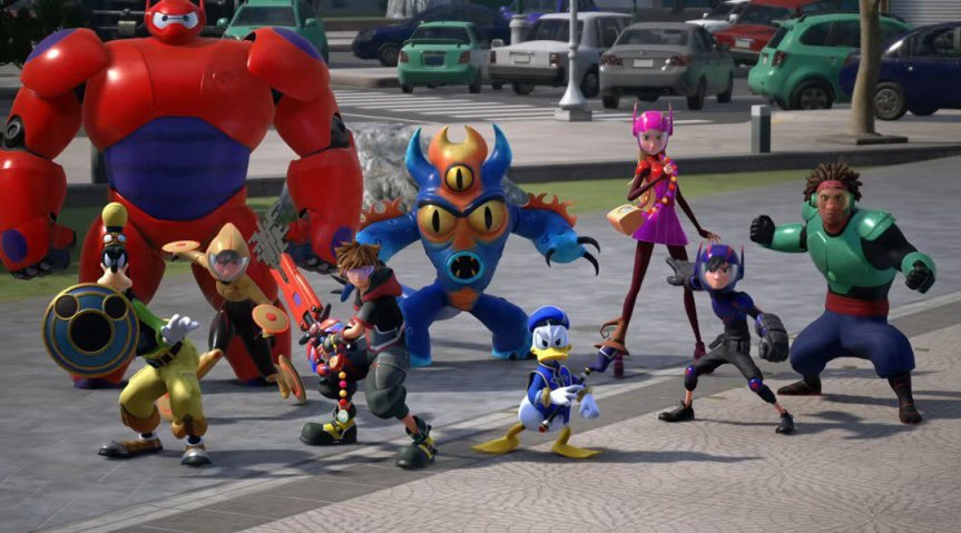 """Disney and Square Enix to Bring """"Kingdom Hearts III"""" Experience to Disney Springs, WDW: List of What to Expect"""