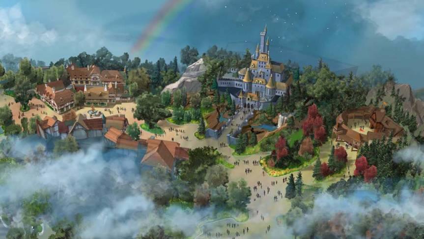 List of Upcoming Attraction Additions to Tokyo Disneyland