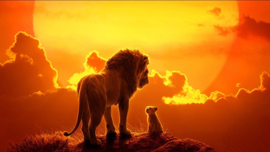 """List of Visual Tweaks in Repeat Scenes Between First and Second Teasers of """"The Lion King"""""""
