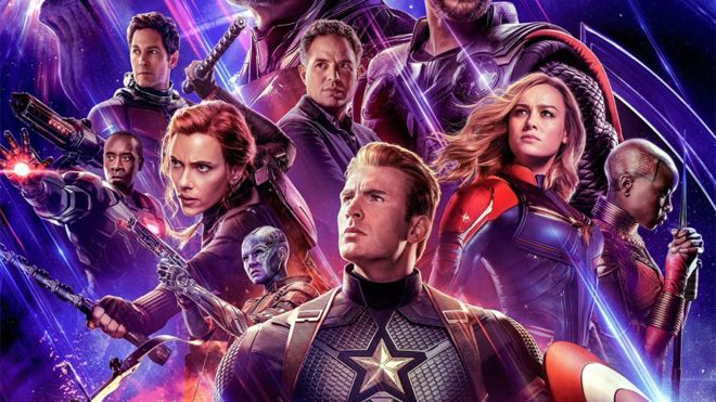"Points of Discussion for Latest ""Avengers: Endgame Trailer"""