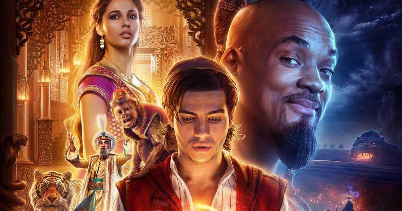 "Points of Interest in New ""Aladdin"" Remake Trailer"
