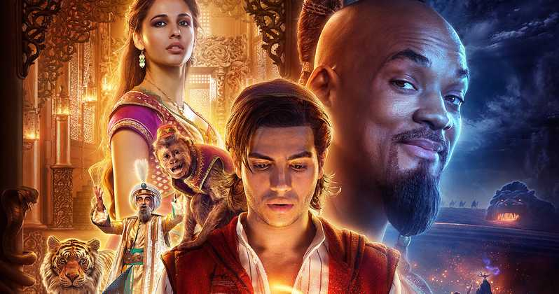 "Points of Interest in New ""Aladdin"" Remake Trailer"