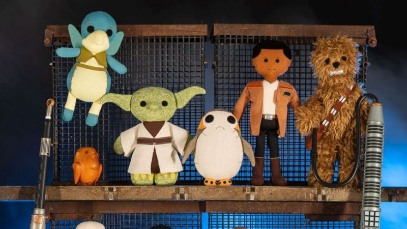 """List of Toy and Merchandise Stores in """"Star Wars: Galaxy's Edge,"""" Coming to Disneyland and WDW in 2019"""