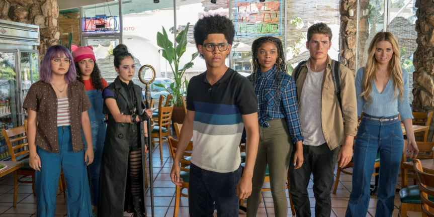 "Episode List for Season 2 of Marvel's ""Runaways"" on Hulu"