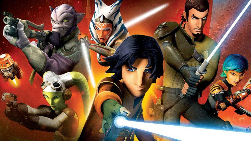 "Episode List for ""Star Wars Rebels"" Season 2 (2015-16)"