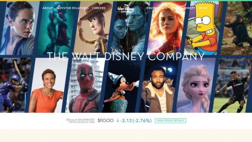 Choice List of Major Fox Film Premieres Now Under Disney Distribution for 2019