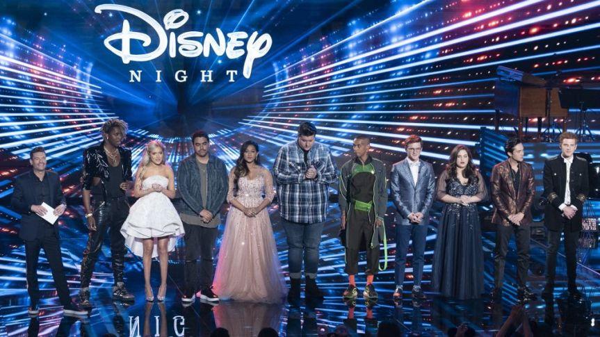"List of Songs Sung in ""Disney Night 2019"" of ""American Idol"" Season 17 at ABC"