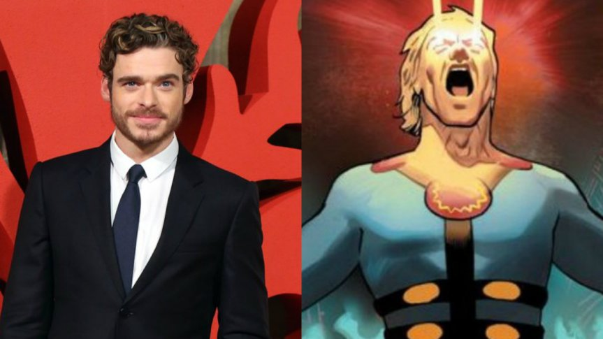"Another ""Game of Thrones"" Alumni Being Tapped for MCU Production: ""The Eternals"" Film"
