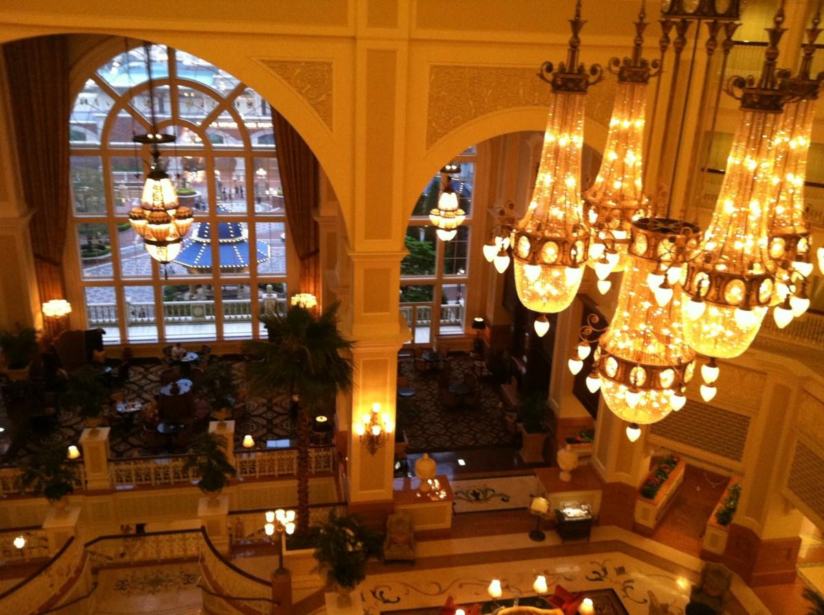 American In Tokyo Disneyland Hotel