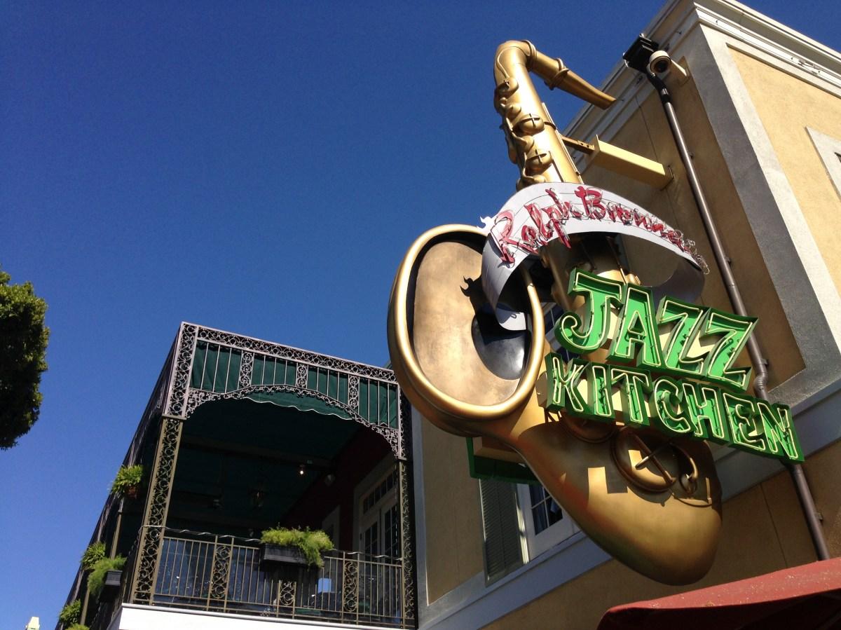 Jazz Kitchen Downtown Disney