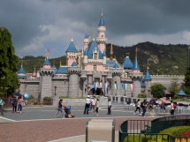 American In Hong Kong Disneyland Basics Part 1
