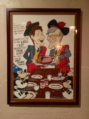 The Walt Disney Studios pays homage to The Tam