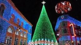 osborne family lights show disney