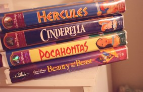 how much are disney vhs tapes worth